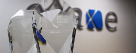Irish Pensions Awards - Exaxe wins Pensions Technology Provider of the Year