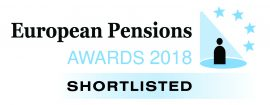 Exaxe shortlisted for the European Pensions Awards